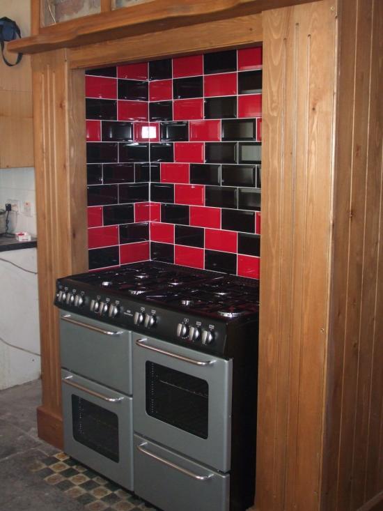Kitchen Range Surround