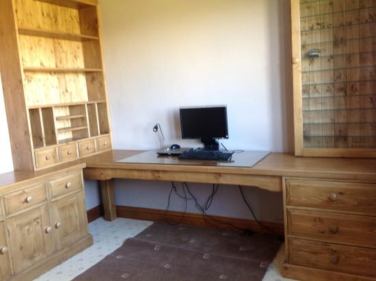 Office and display cabinet